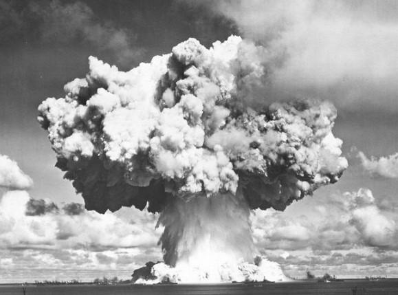 Eine Kleine Geschichte Der Atombombe ökosystem Erde